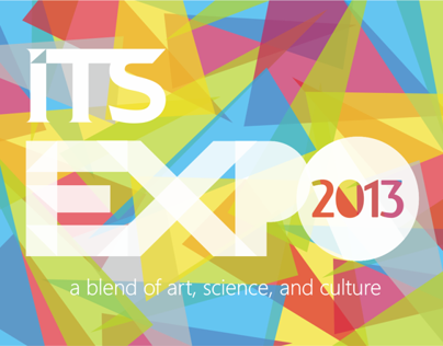 ITS Expo Logo Application