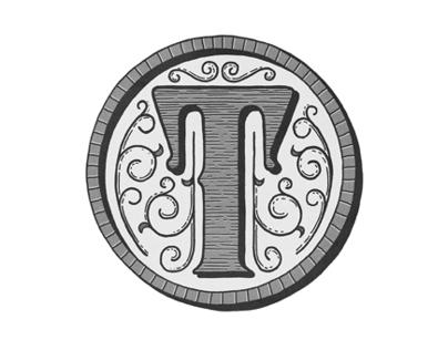 Tobias Hall logo set