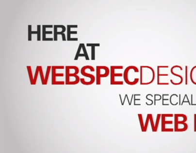 Webspec Design Video