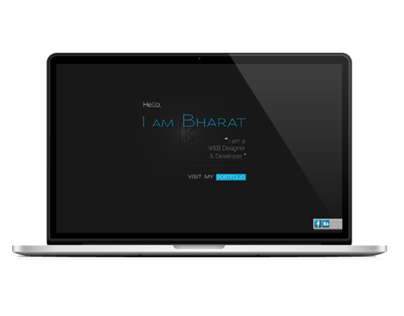 I am Bharat  |  Its my portfolio