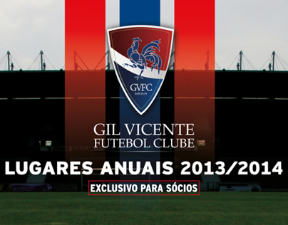 Gil Vicente FC - Annual Places - Season 13/14