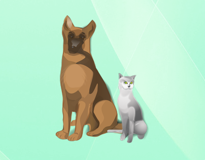 Pets With Shadow Icon
