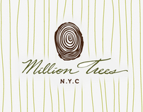 MILLION TREES NYC SOCIAL NETWORK FOR TREES