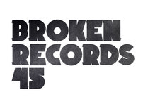 Broken Records (Font)