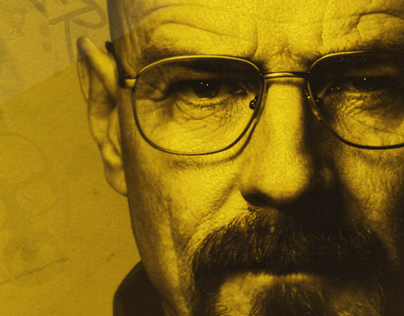 Breaking Bad Poster Design