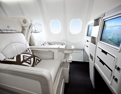 Fiji Airways - Livery & cabin interiors