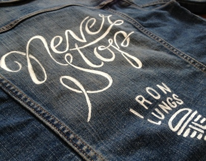Iron Lungs Denim Jacket