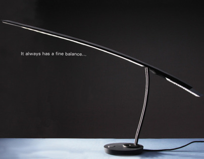 STROKE- table lamp