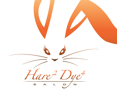 Hare 2 Dye 4 - Salon