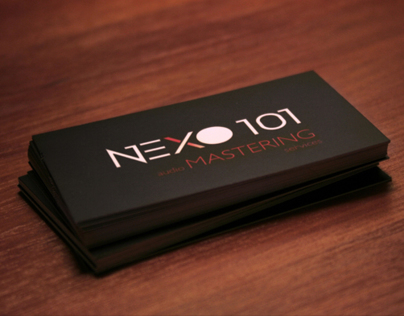 "Logo for ""Nexo 101"""