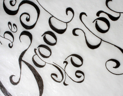 Lyrical Typography