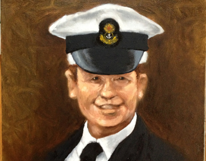 Navy Portrait