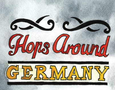 Hops Around Germany