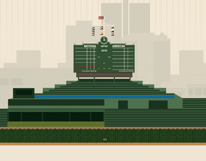 MLB Baseball Stadiums