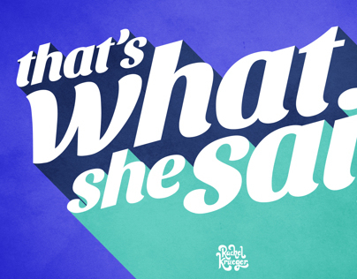 The Office Typography Quotes