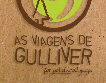 Gullivers Travels - Branding