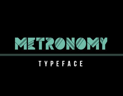 Metronomy - Typeface