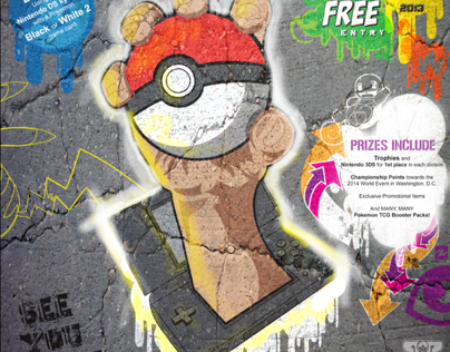 Philadelphia Pokemon Logo and Poster