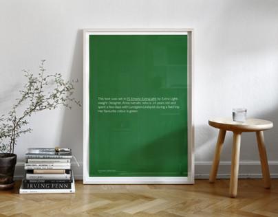 FS Emeric Poster