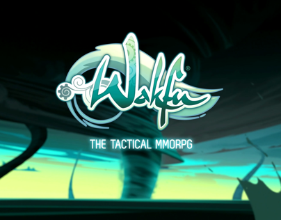 WAKFU MMORPG Animations - I