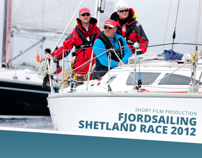 Shetland Race - Short video production
