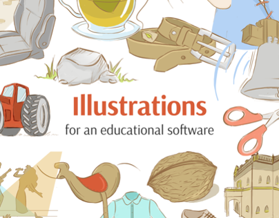 Illustration - Educational Software