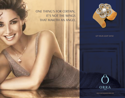 ORRA: GOLD & DIAMOND JEWELLERY