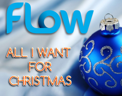 all i want for Christmas flow promo 2012