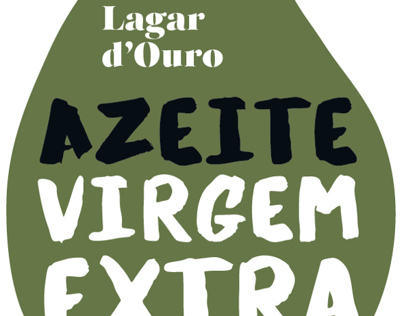 Lagar dOuro olive oil packaging