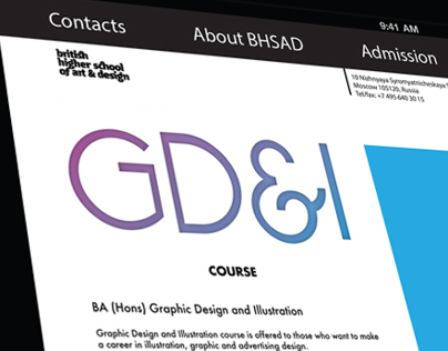 GD&I course website