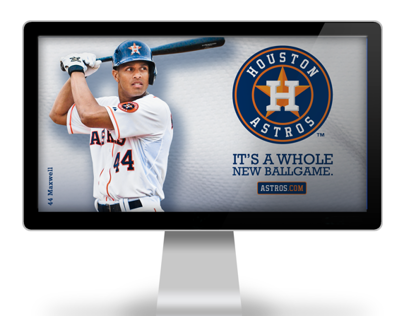 Houston Astros Computer Screen Savers