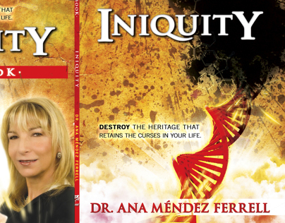 Book Cover / Iniquity / English & Spanish //