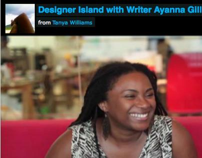 Designer Island-