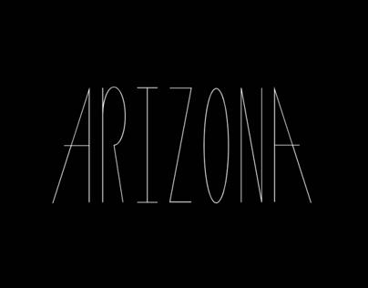 Arizona Typeface