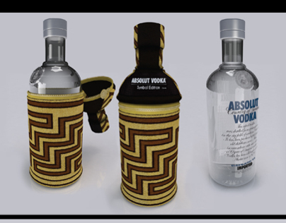 Absolut Vodka second Skin / Young Lions 2013