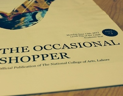The Occasional Shopper #3