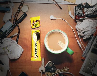 Concept: IQ Coffee