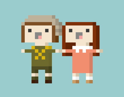 Pixel People(s)