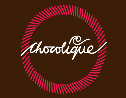Chocolique Identity Design