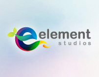 Element studios web site