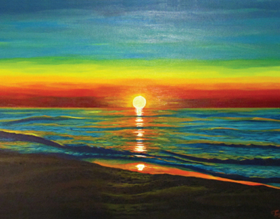 Sunset Daydream