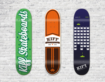 Kiff Skateboards