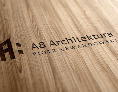 A8 Architektura - branding, website and print design