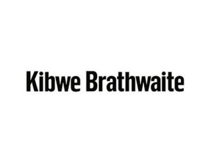 Brand Identity Design: Photographer, Kibwe Brathwaite