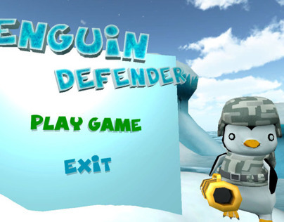 Penguin Defender