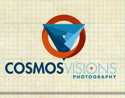 COSMOS VISIONS PHOTOGRAPHY - LOGO