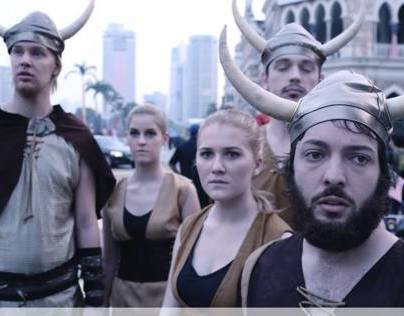 Viking Tyres Malaysia - The Saga of Ulf Web Series