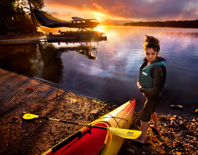 Timberlock Outdoor Resort Photography Campaign