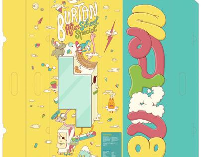 Brosmind: Burton