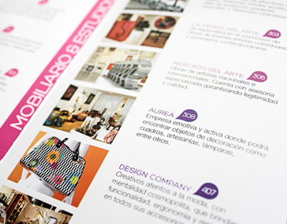 Portobelo Design Center Brochure